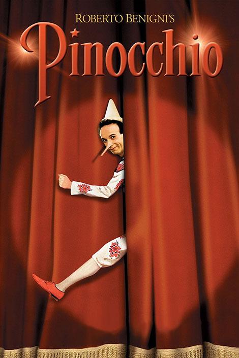 دانلود دوبله فارسی فیلم پینوکیو Pinocchio 2002
