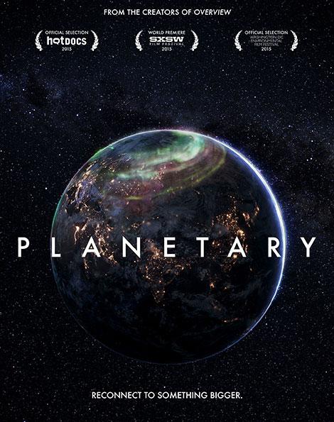 دانلود مستند سیاره ای Planetary 2015