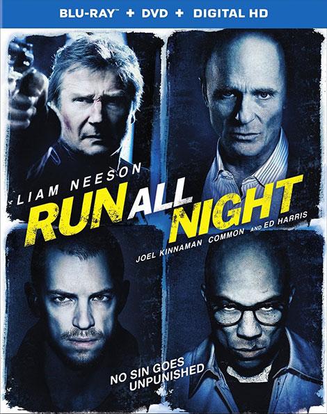 دانلود دوبله فارسی فیلم یک نفس تمام شب Run All Night 2015