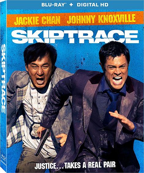 دانلود دوبله فارسی فیلم مجرم یاب Skiptrace 2016