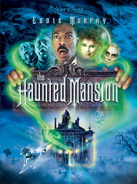دانلود دوبله فارسی فیلم قصر ارواح The Haunted Mansion 2003