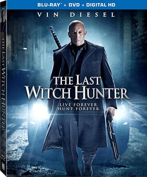 دانلود دوبله فارسی فیلم The Last Witch Hunter 2015