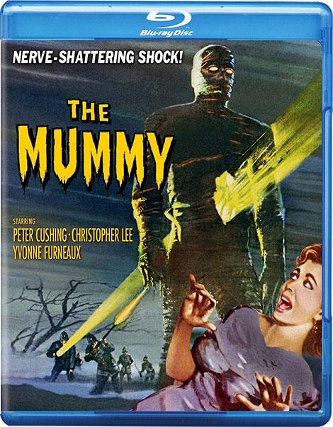 دانلود دوبله فارسی فیلم مومیایی The Mummy 1959