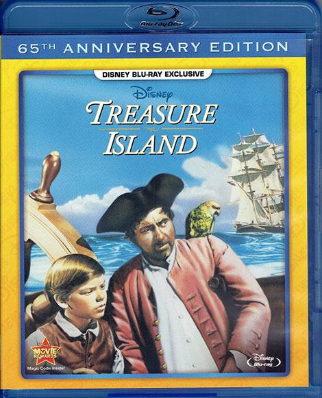 دانلود دوبله فارسی فیلم جزیره گنج Treasure Island 1950