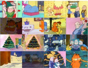 دانلود انیمیشن A Garfield Christmas Special 1987