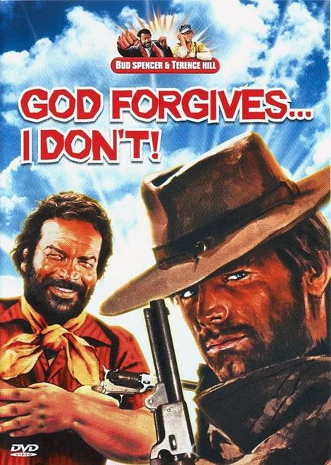 دانلود دوبله فارسی فیلم God Forgives... I Don't! 1967