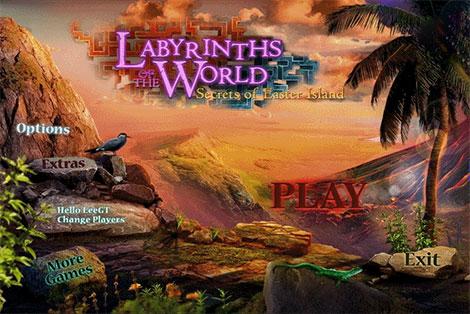 دانلود بازی Labyrinths of the World 5: Secrets of Easter Island Collector's Edition