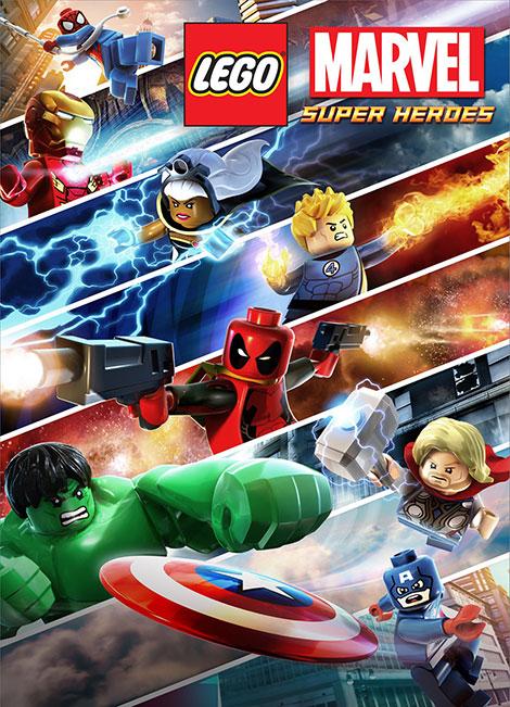 دانلود انیمیشن Lego Marvel Super Heroes: Avengers Reassembled 2015