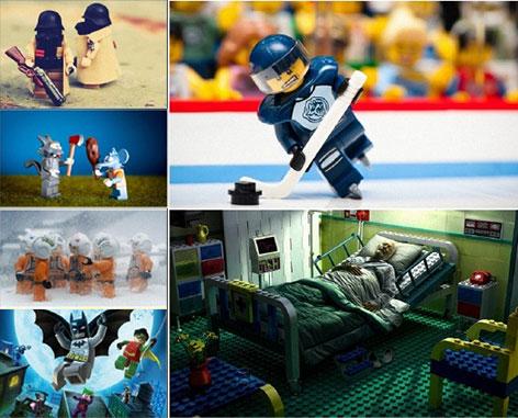 دانلود والپیپر فول اچ دی از لگو Lego Wallpapers