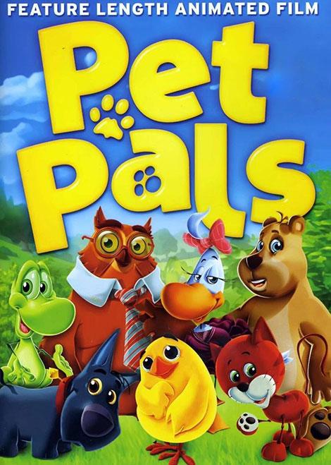 دانلود دوبله فارسی انیمیشن راز مارکوپولو Pet Pals 2012