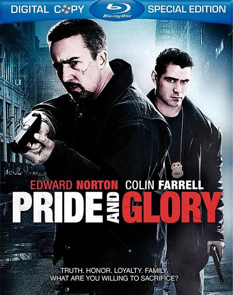 دانلود دوبله فارسی فیلم غرور و افتخار Pride and Glory 2008
