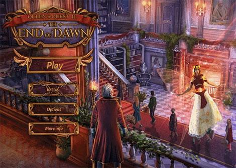 دانلود بازی Queen's Quest 3: The End of Dawn Collector's Edition