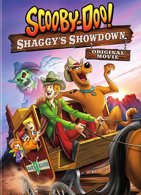 دانلود انیمیشن Scooby-Doo! Shaggy's Showdown 2017