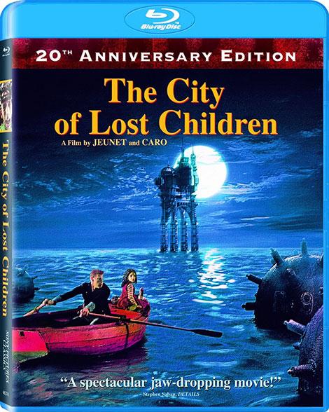 دانلود دوبله فارسی فیلم The City of Lost Children 1995