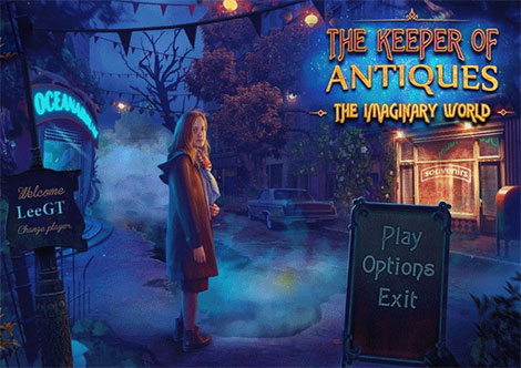دانلود بازی The Keeper of Antiques 2: The Imaginary World Collector's Edition