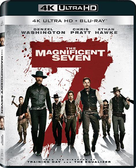 دانلود دوبله فارسی فیلم The Magnificent Seven 2016