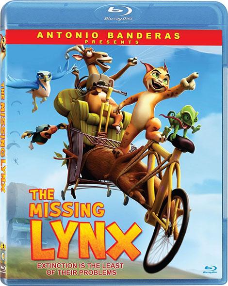 دانلود دوبله فارسی انیمیشن The Missing Lynx 2008