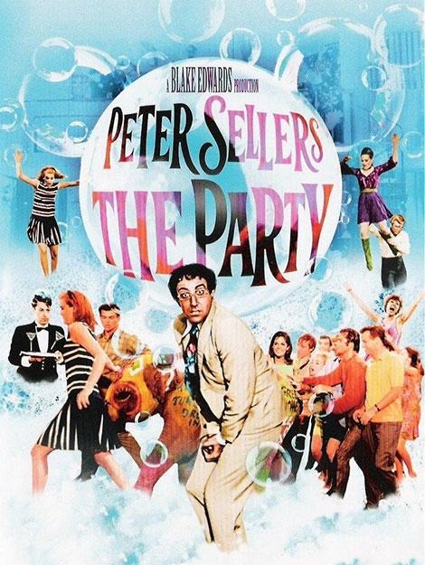 دانلود دوبله فارسی فیلم پارتی The Party 1968