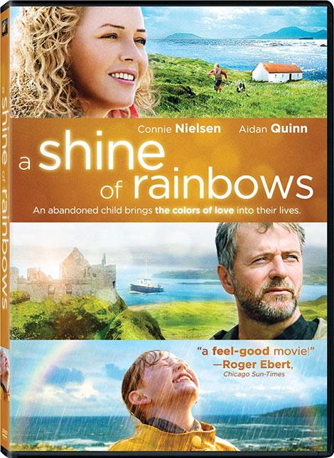 دانلود دوبله فارسی فیلم A Shine of Rainbows 2009