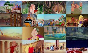 دانلود انیمیشن آستریکس و سزار Asterix and Caesar 1985
