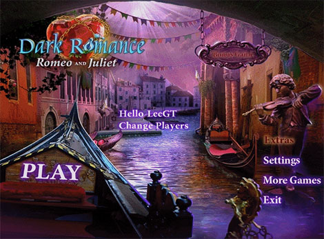 دانلود بازی Dark Romance 6: Romeo and Juliet Collector's Edition