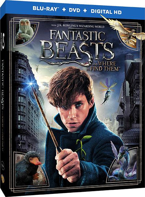 دانلود دوبله فارسی فیلم Fantastic Beasts and Where to Find Them 2016