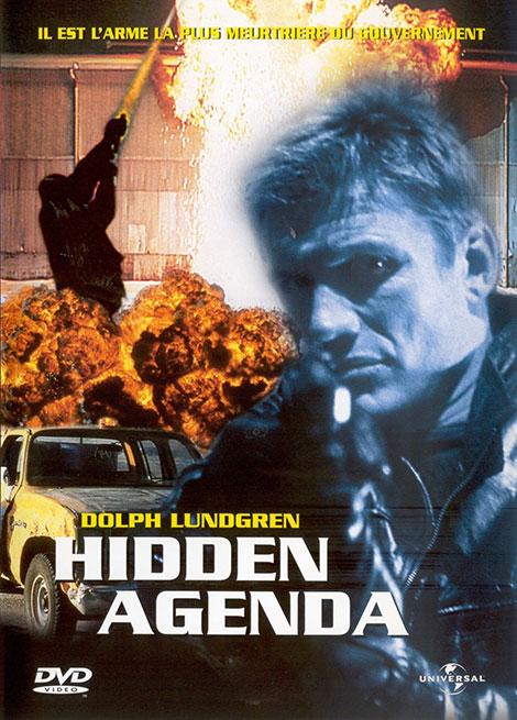 دانلود دوبله فارسی فیلم دستور کار پنهان Hidden Agenda 1990