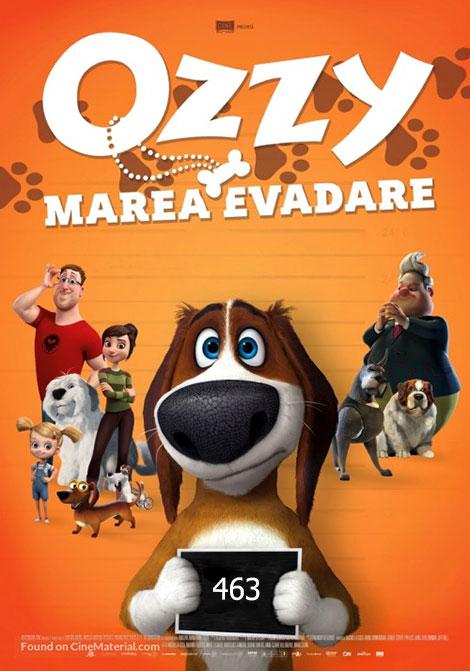 دانلود انیمیشن آزی با دوبله فارسی Ozzy 2016