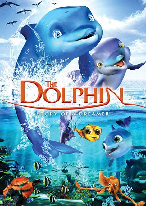 دانلود دوبله فارسی انیمیشن The Dolphin: Story of a Dreamer 2009