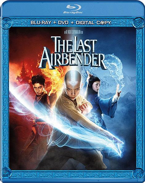 دانلود دوبله فارسی فیلم آخرین بادافزار The Last Airbender 2010