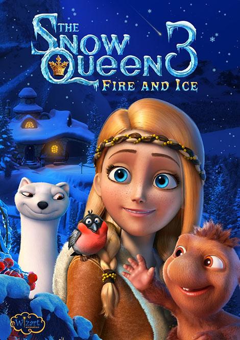 دانلود انیمیشن The Snow Queen 3 2016
